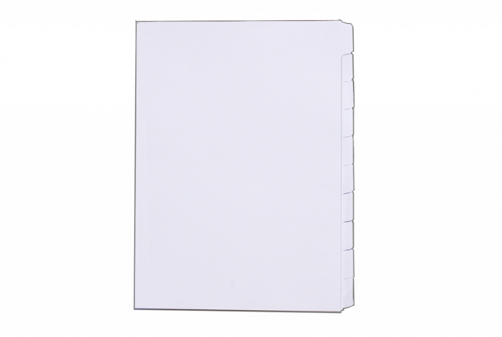 image relating to Printable Index Tabs known as Copier Tabs - Laser Printable Index Tabs - Tabbing Providers Ltd